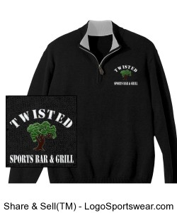 Twisted Men's Jacket Design Zoom